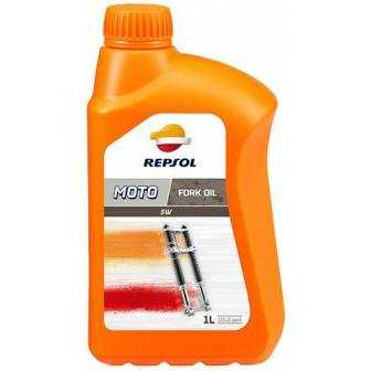 Aceite horquillas Repsol Moto Fork Oil 5W 1 litro