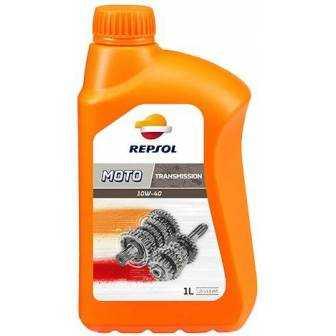 Aceite REPSOL moto TRANSMISION 10W40 1 LITRO