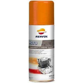 Desengrasante REPSOL moto degreaser cleaner spray 300ml