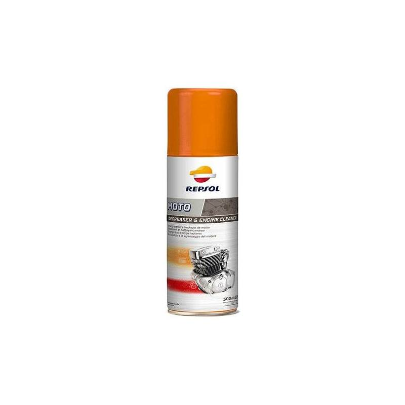 Desengrasante REPSOL moto degreaser cleaner spray 300ml