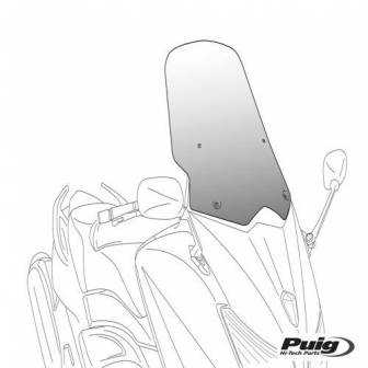 Pantalla scooter PUIG scooter V-TECH LINE TOURING 5015