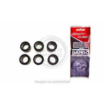 RODILLOS BANDO 20x15 16,0g 22270251 (6UNI)