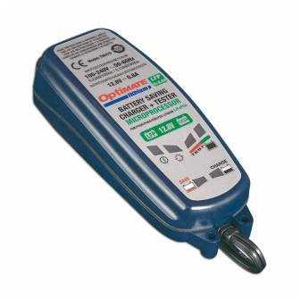 Cargador baterías OM Lithium 0,8 Am