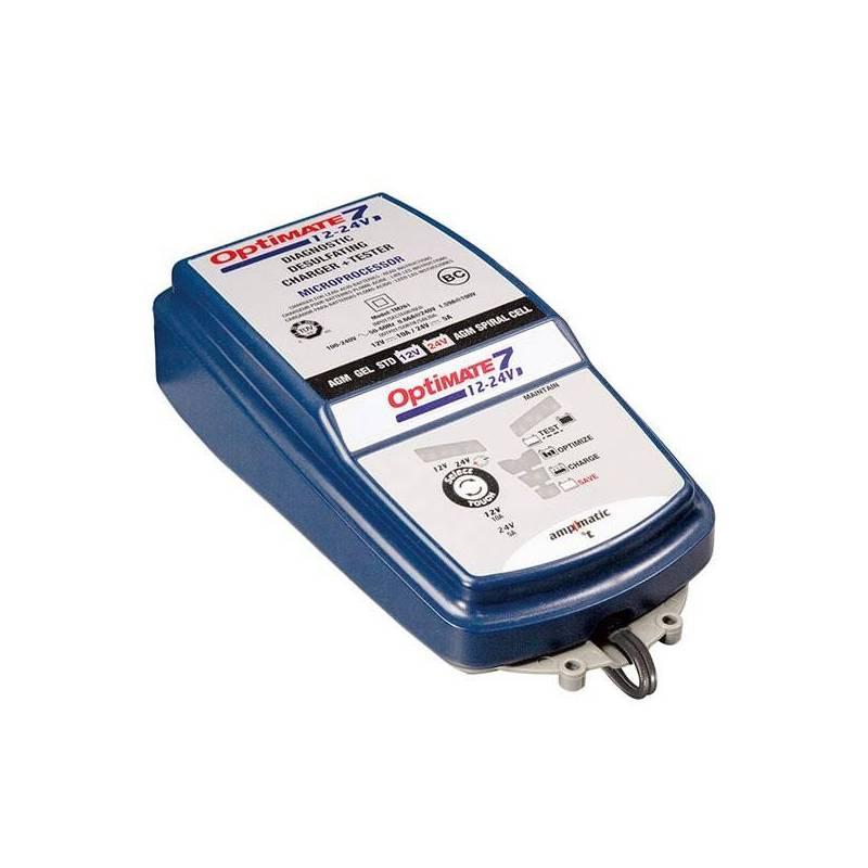 Cargador baterías Optimate 7 12V-24V