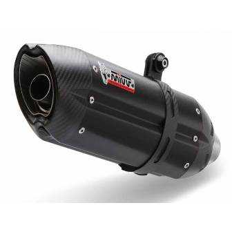 MIVV Aprilia Dorsoduro 1200 12- Sport Suono Steel Black A.010.L9