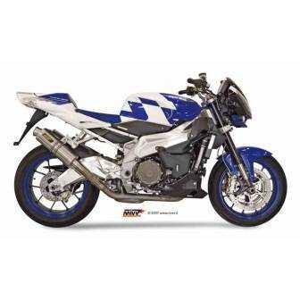 MIVV Aprilia Rsv 1000 04-08 / Tuono 06-10 Sport Gp Titanio A.004.L6s