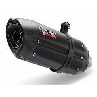 MIVV Ducati Monster 821 15- Suono Steel Black D.030.L9