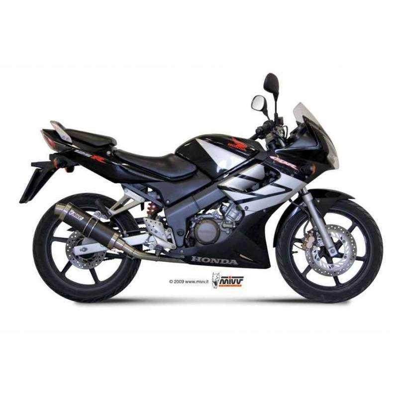 MIVV Honda Cbr 125 R 04-10 Gp Carbono H.043.L2s