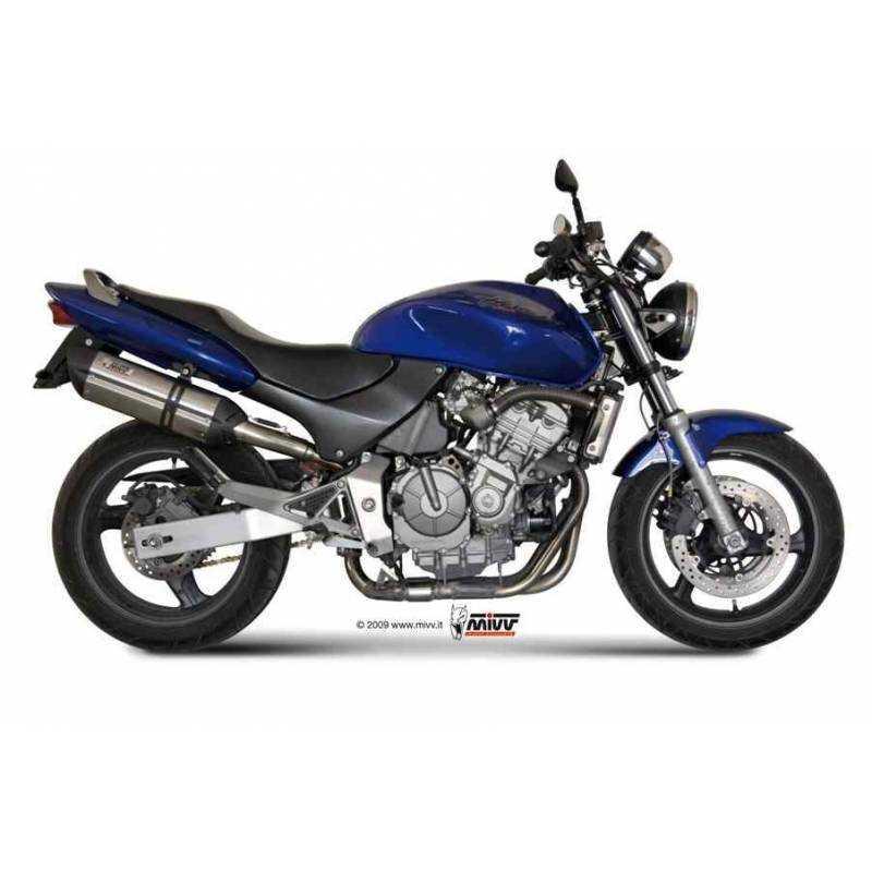 MIVV Honda Hornet 600 98-02 Suono Inox Copa Carbono H.018.L7