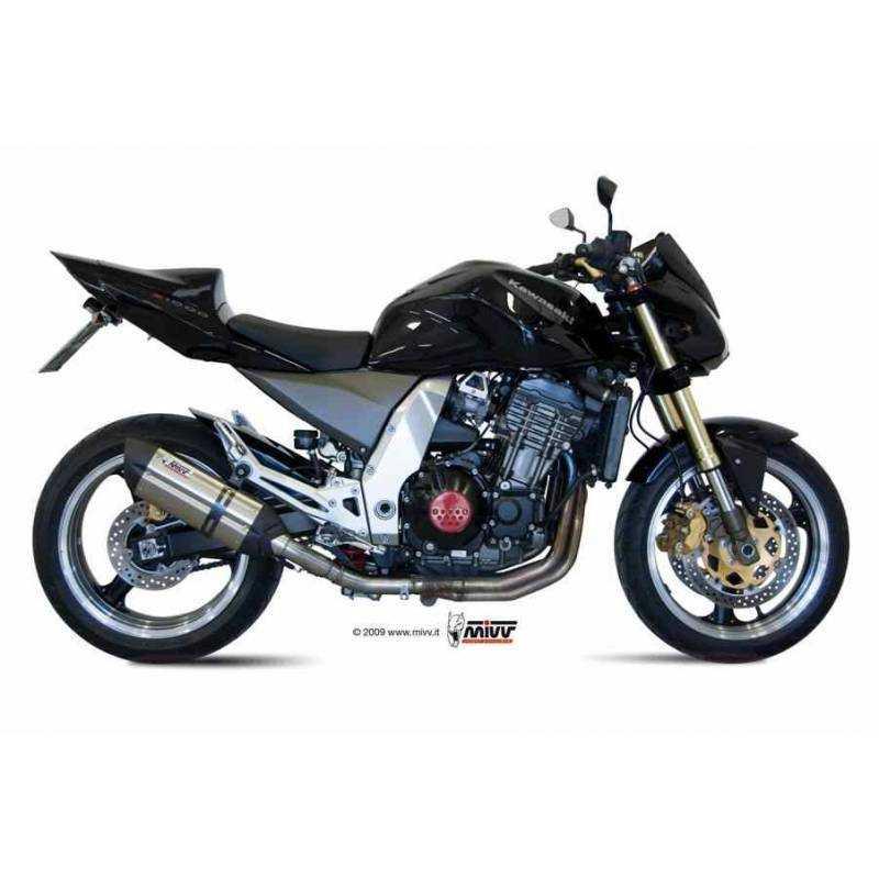 MIVV Kawasaki Z 1000 03-06 Suono Inox K.010.L7