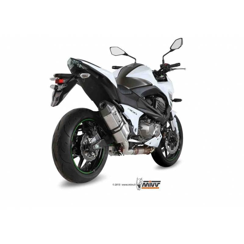 MIVV Kawasaki Z 800 13- Speed Edge Inox K.032.Lrx
