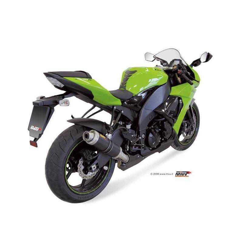 MIVV Kawasaki Zx-10 R 08-10 Gp Carbono K.021.L2s
