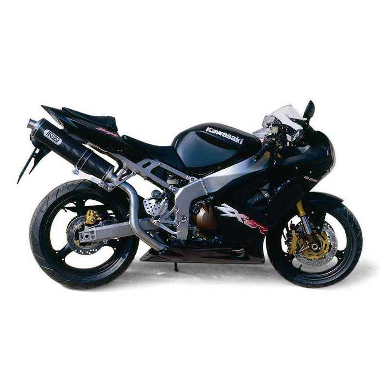MIVV Kawasaki Zx-6 Rr 03-04 Oval Carbono K.009.L3