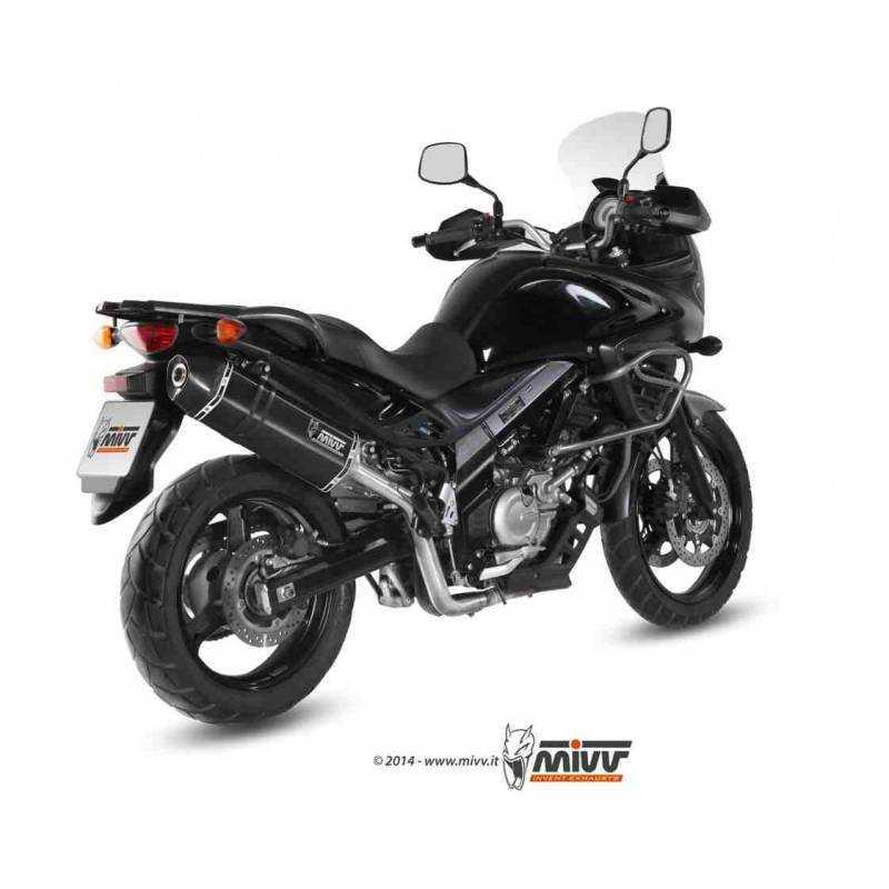 MIVV Suzuki Dl V-Strom 650 12- Speed Edge Inox S.038.Lrb