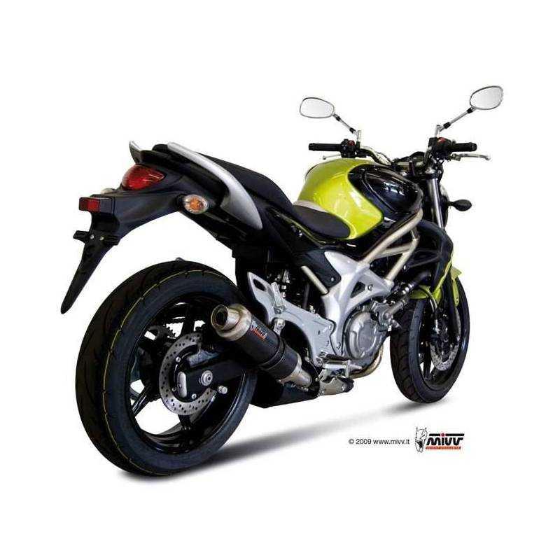 MIVV Suzuki Gladius 09- Gp Carbono S.035.L2s