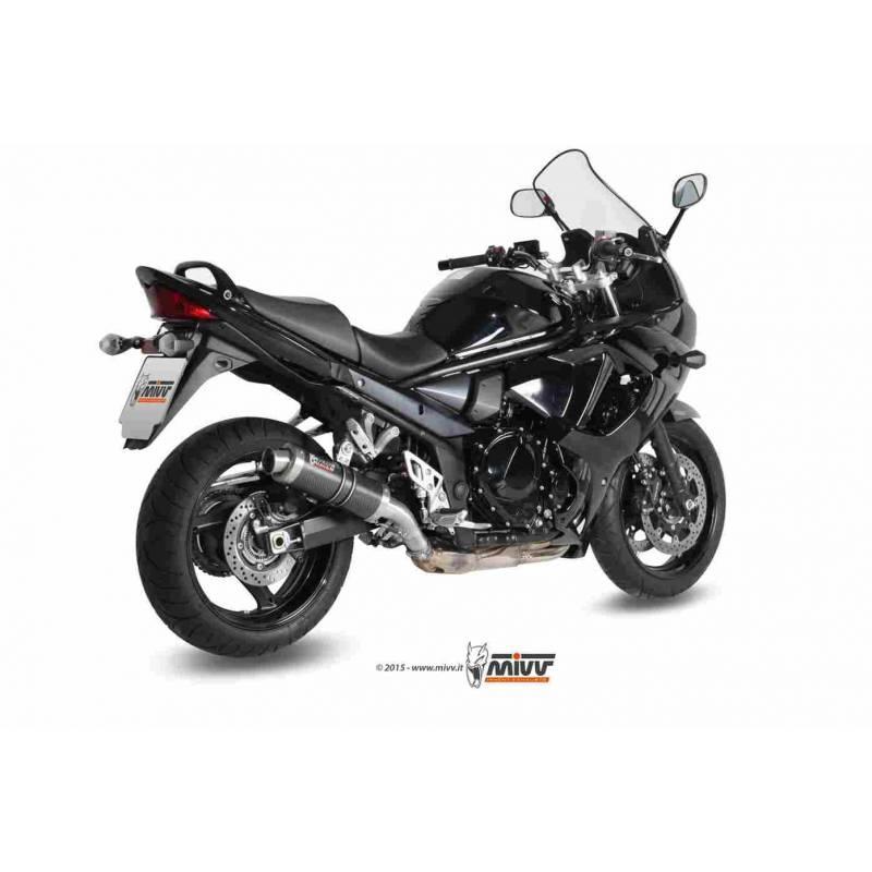 MIVV Suzuki Gsf 1250 07- / Gsx 1250 Fa 09- Gp Carbono S.029.L2s