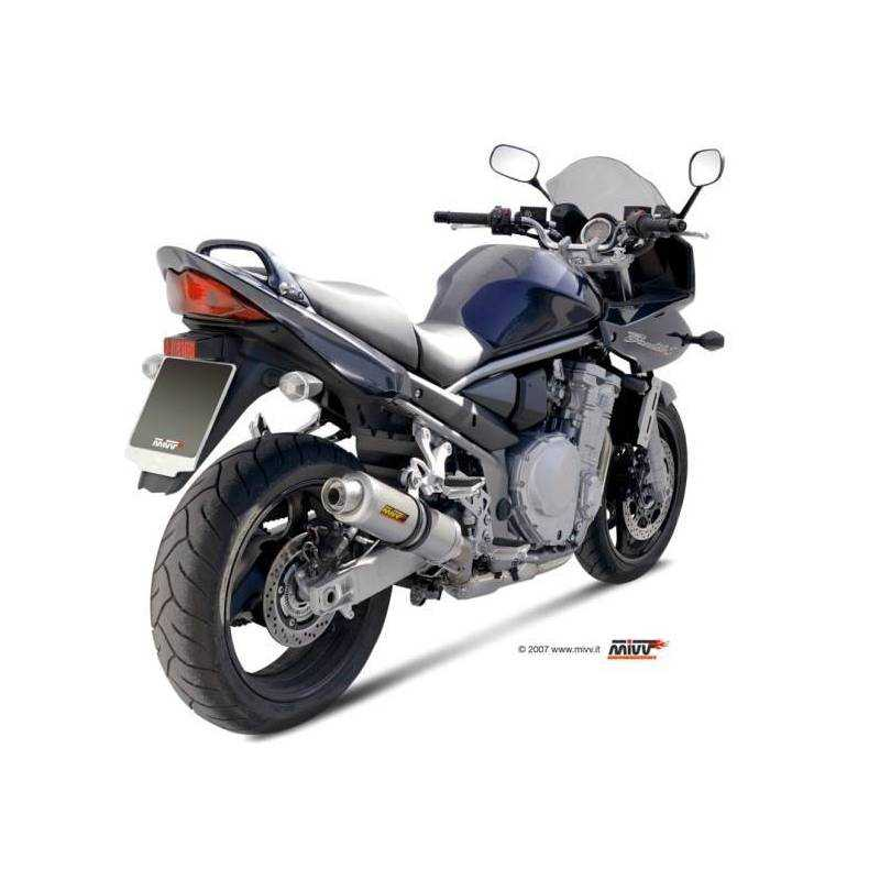 MIVV Suzuki Gsf 1250 07- / Gsx 1250 Fa 09- Gp Titanio S.029.L6s