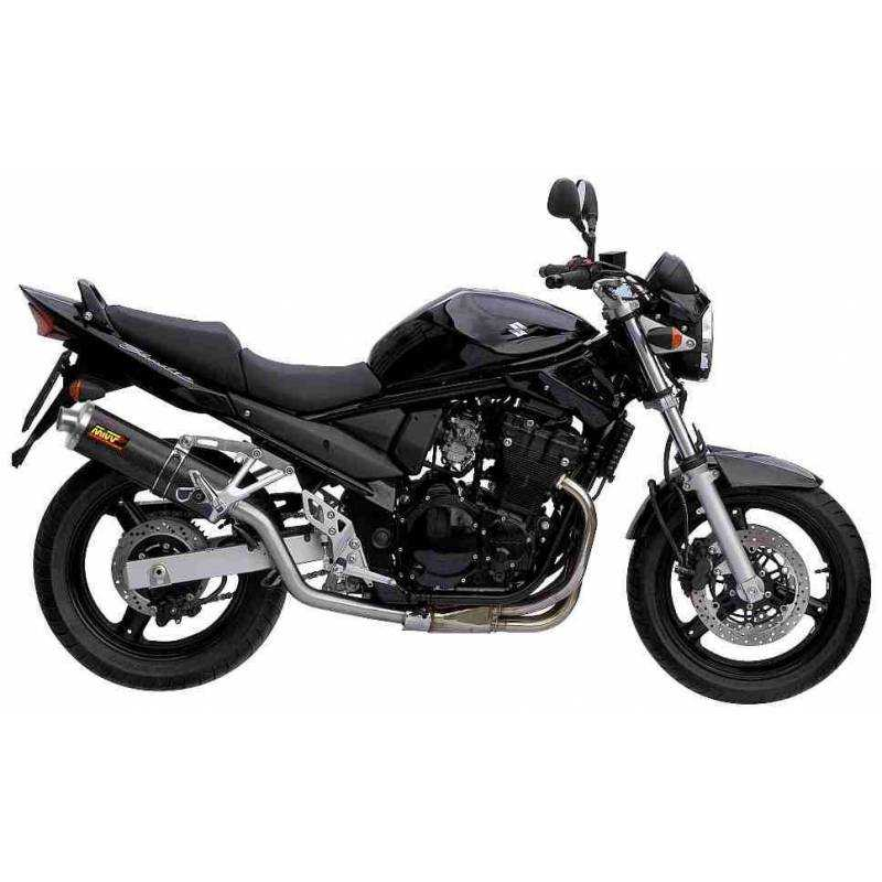 MIVV Suzuki Gsf 650 Bandit 05-06 Oval Carbono As.017.L3
