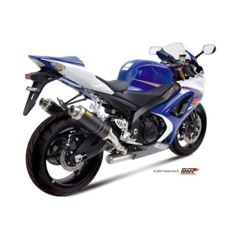 MIVV Suzuki Gsx-R 1000 07-08 Gp Carbono S.028.L2s