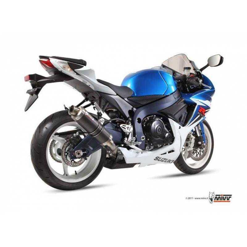 MIVV Suzuki Gsx-R 600-750 11- Gp Carbono S.036.L2s