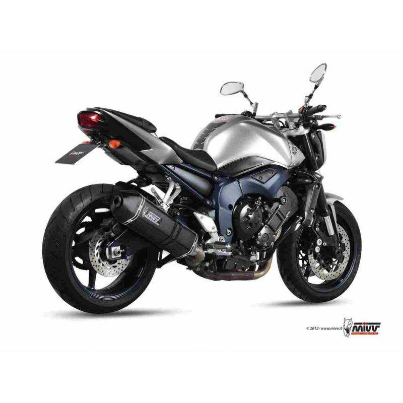 MIVV Yamaha Fz1 Fazer 06- Speed Edge Steel Black Y.023.Lrb