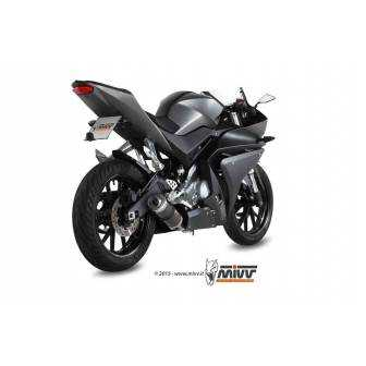 MIVV Yamaha Mt-125 15- / Yzf R125 14- Gp Carbono Y.047.L2s