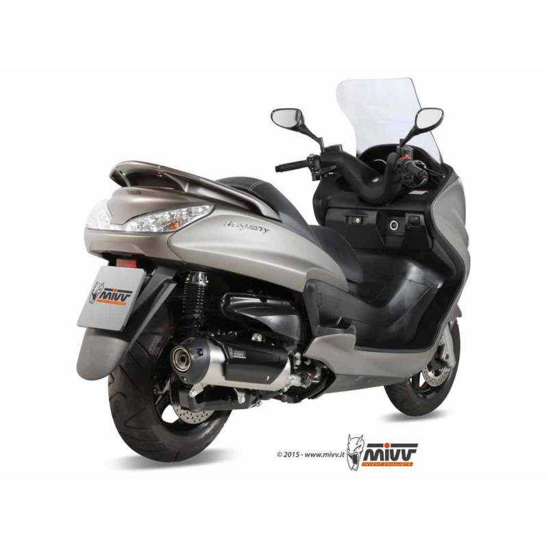 MIVV Yamaha Majesty 400 07- Inox C.Ya.0010.K