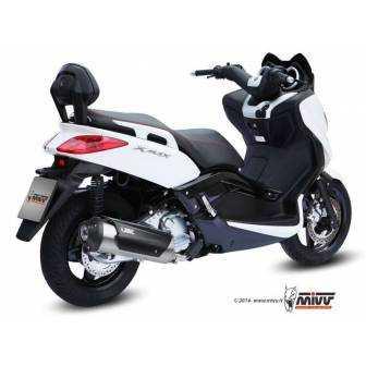 MIVV Yamaha X-Max 250 06- / X-City 07- / Versity 300 Inox C.Ya.0006.K