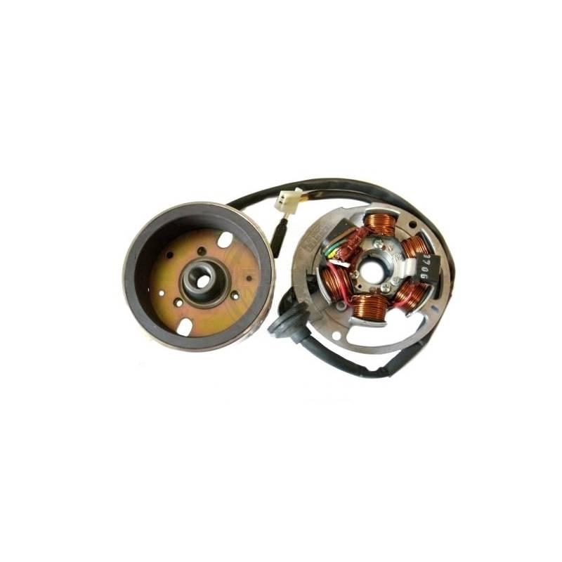 1435135e14d VOLANTE magnetico para moto con referencia 04106200