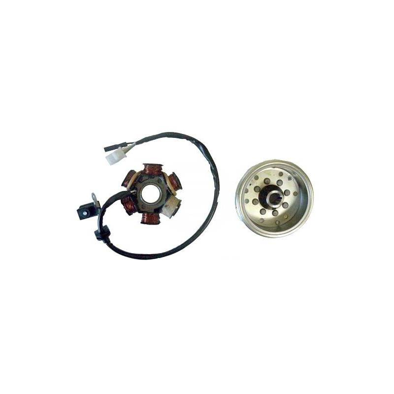 Volante magnético para moto con referencia 04168517