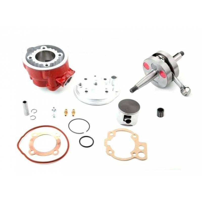 Kit cilindro y cigueñal Airsal XTREM C45 AM6 88cc