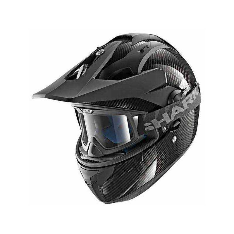 Casco Shark Explore-R - Carbon Skin