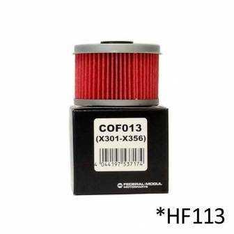 Filtro de aceite Champion COF013 (HF113)