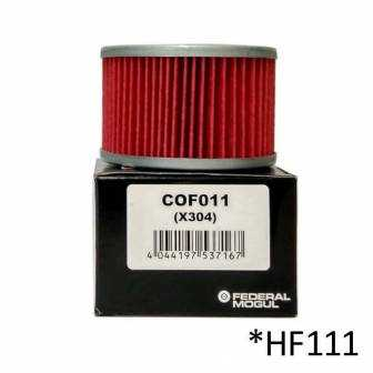 Filtro de aceite Champion COF011 (HF111)
