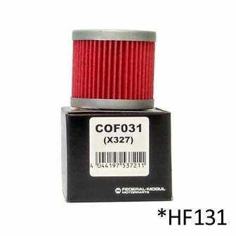 Filtro de aceite Champion COF031 (HF131)