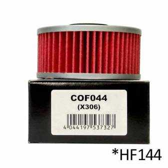 Filtro de aceite Champion COF044 (HF144)