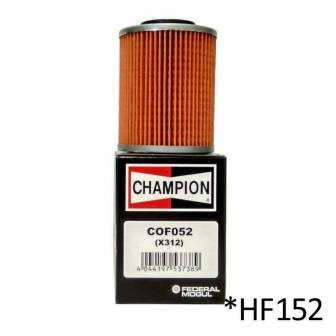 Filtro de aceite Champion COF052 (HF152)