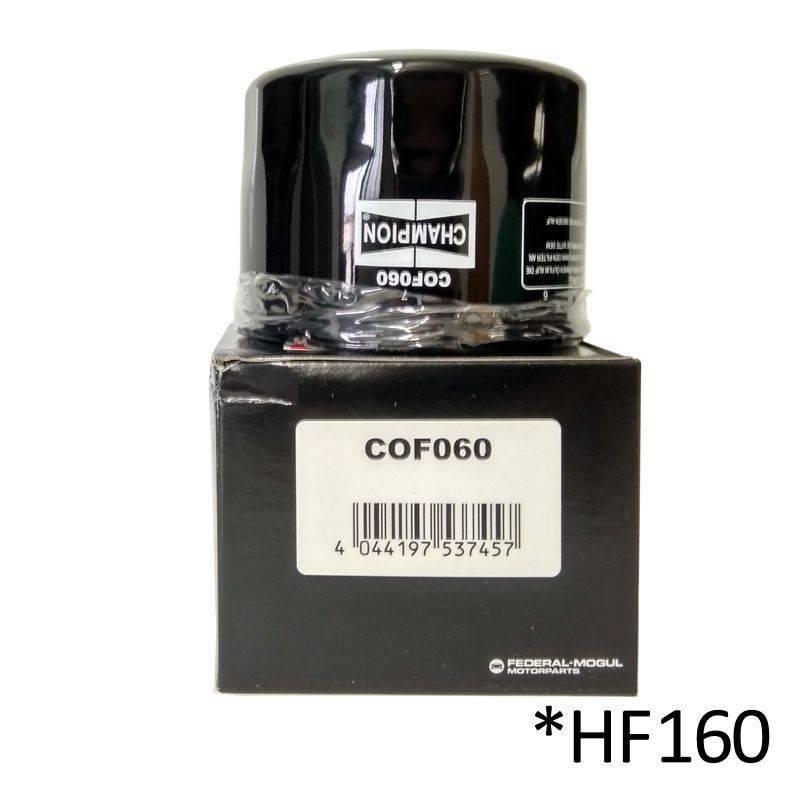 Filtro de aceite Champion COF060 (HF160)