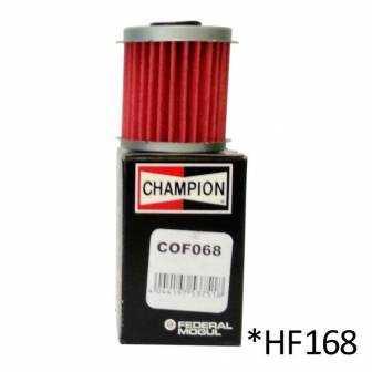 Filtro de aceite Champion COF068 (HF168)