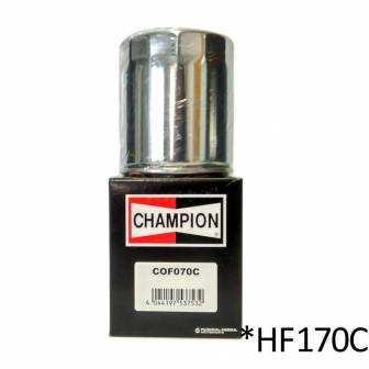 Filtro de aceite Champion COF070C Cromado (HF170)