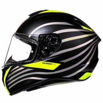 Casco MT Targo Doppler MT11174530 Amarillo Lateral