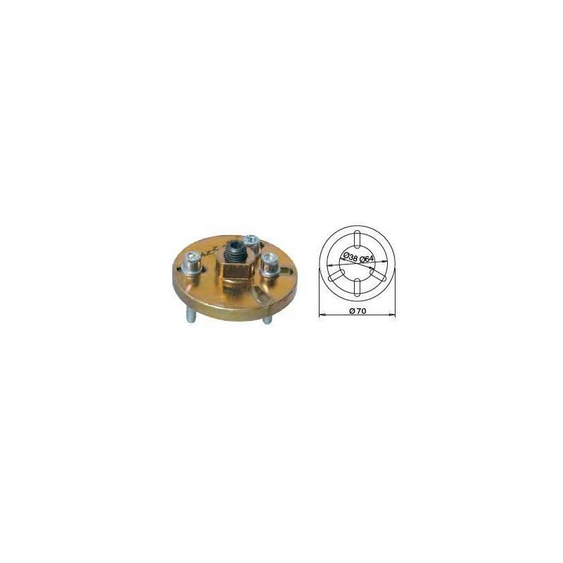 Extractor universal volante magnético Ø 70