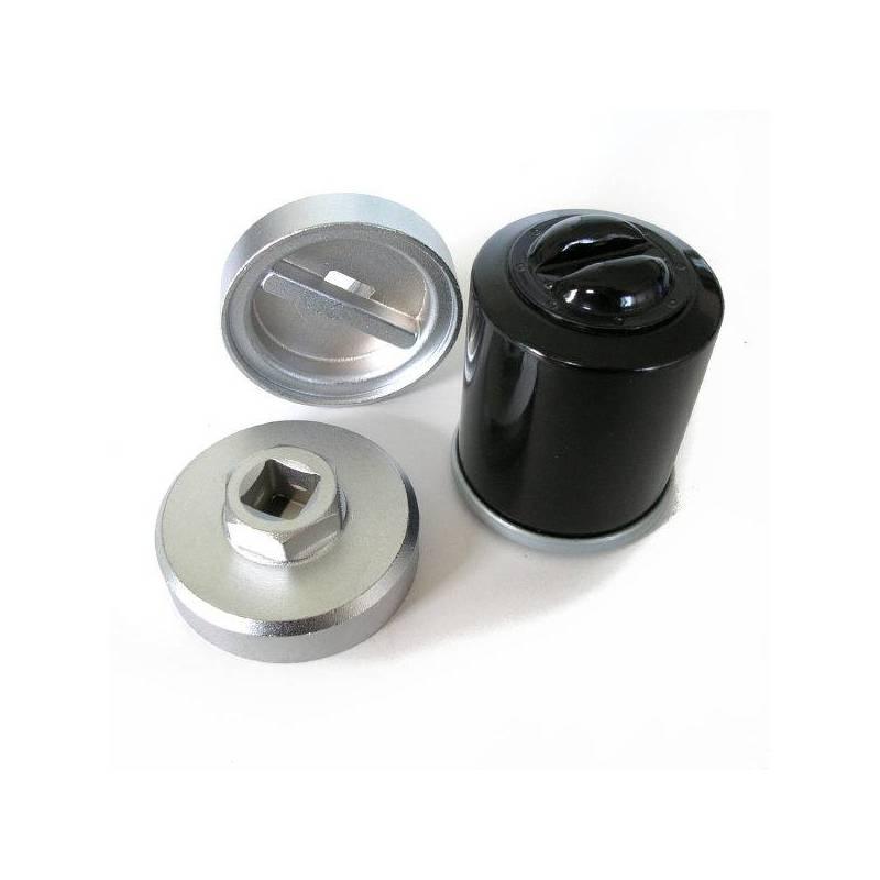 Llave filtro aceite de Ø 64 a 110