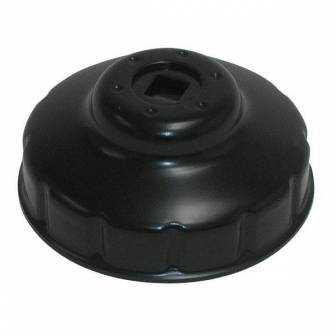 Llave filtro aceite de Ø 76 12L