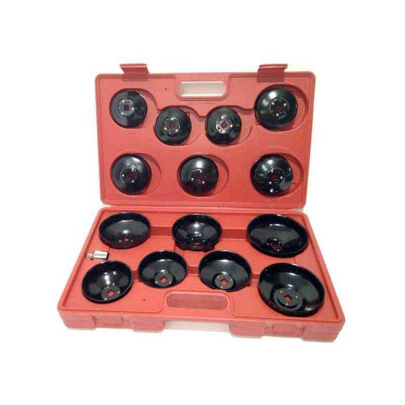 Kit de 14 llaves filtro aceite