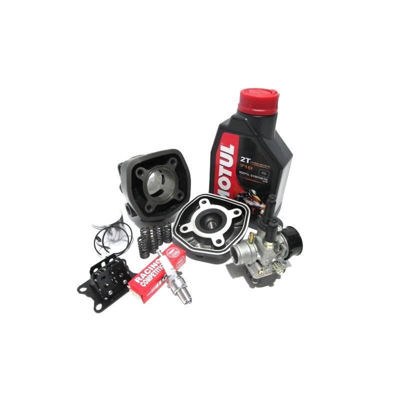 Preparación motor Derbi EURO2 TOP Hierro 74cc