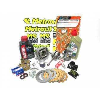 Preparación motor Derbi EURO2 Metrakit PRO RACE