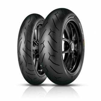 Pirelli 160/60 zr 17 m/c (69w) tl diablo rosso ii