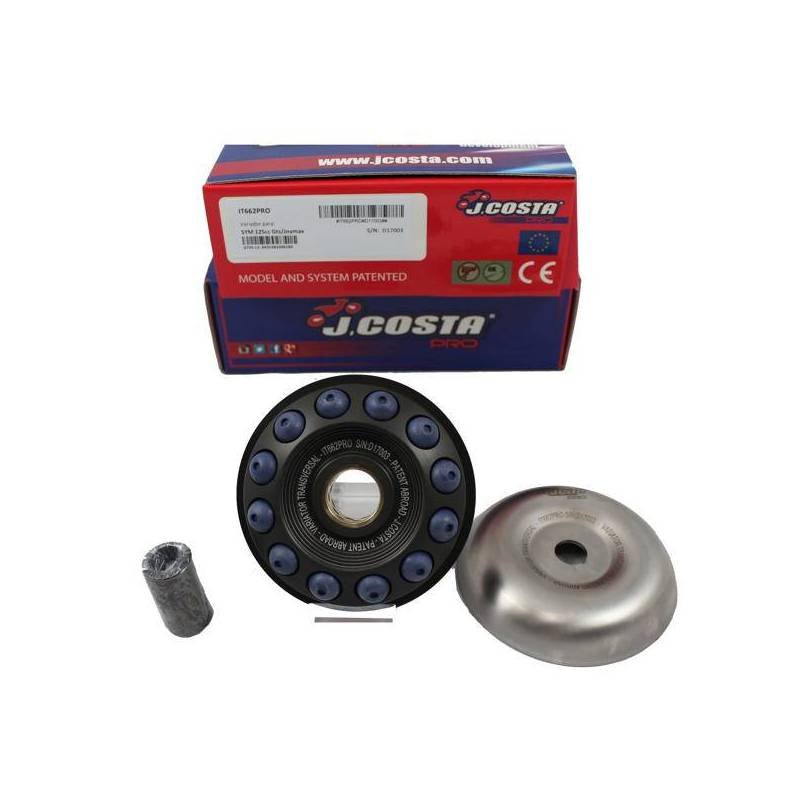VARIADOR JCOSTA PRO SYM GTS 125 - JOYMAX 125 IT662PRO