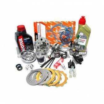 Preparación motor AM6 ITALKIT 95CC